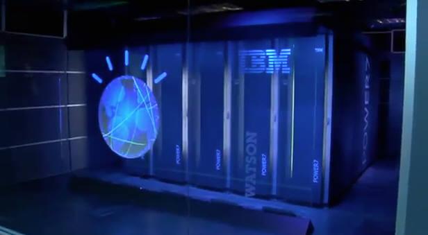 IBM 인공지능 컴퓨터 왓슨