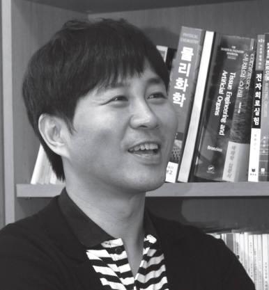 김주용 숭실대학교 패셔노이드 연구센터장/유기신소재·파이버공학과 교수
