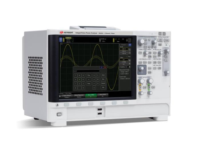 키사이트테크놀로지스 4채널 전원분석기 인테그라비전 PA2203A