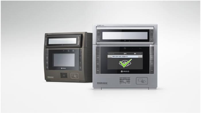 아이리스아이디 iCAM7000S 제품