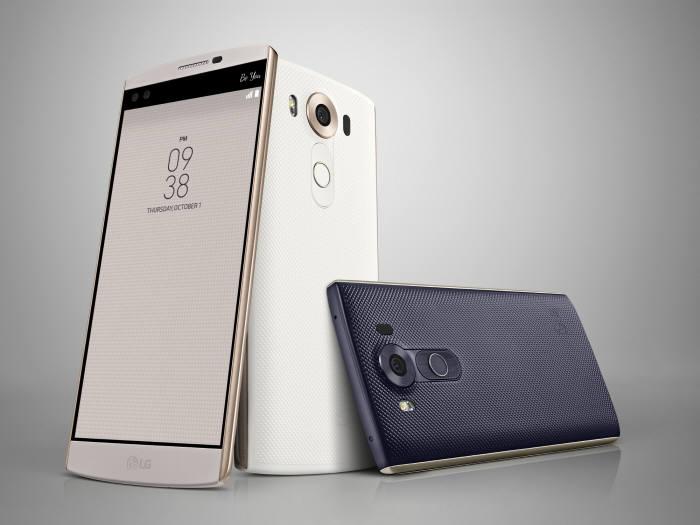 [2015 인기상품] 품질 우수-LG전자 `LG V10`