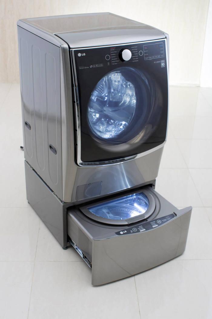 LG 트윈위시 세탁기