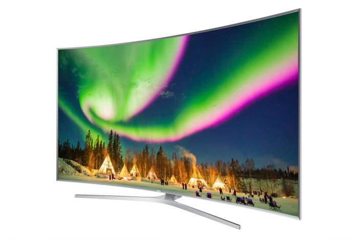 삼성전자 SUHD TV JS9500 <전자신문DB>