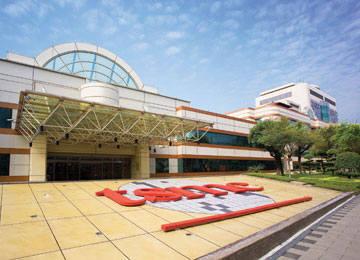 대만 TSMC 회사 전경(전자신문DB)
