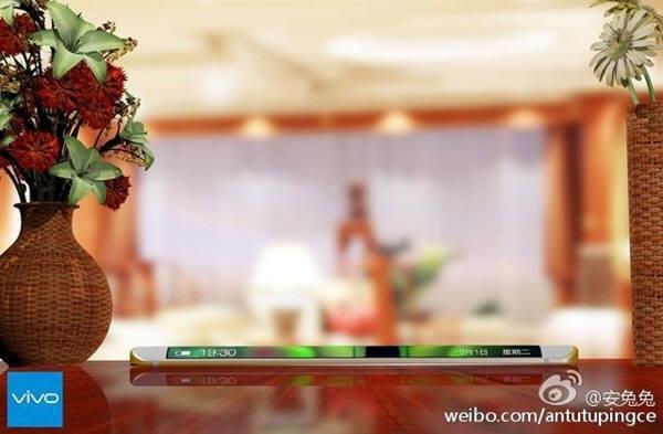 중국 웨이보에 게재된 비보의 `엑스플레이5` 이미지 (사진=웨이보)