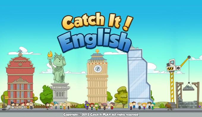 캐치잇 잉글리시 애플리케이션