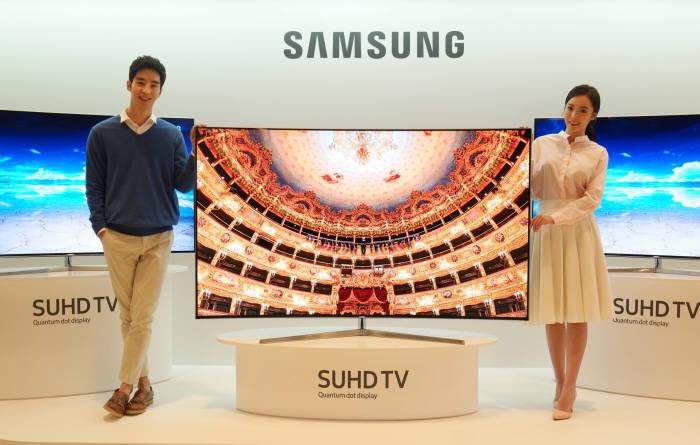 삼성 차세대 TV, OLED 뛰어넘고 QLED로 직행