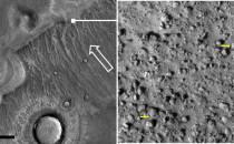 34억년 전 화성 쓰나미 흔적 발견…`바다 가설` 새 증거