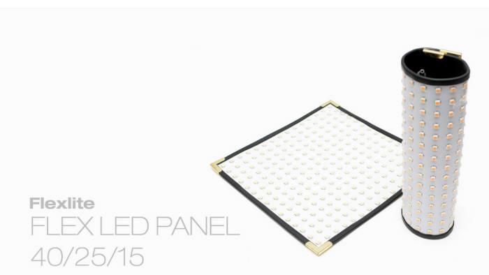 알라딘이 개발한 휘는(플렉서블) LED 조명