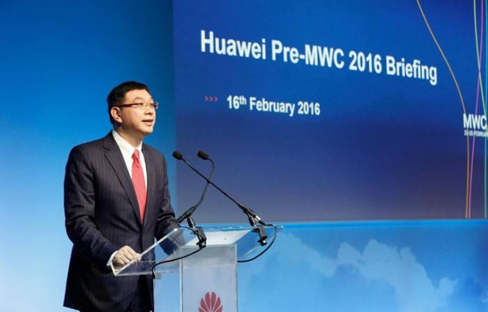 윌리엄 쉬(William Xu) 화웨이 전략 마케팅 부문 대표