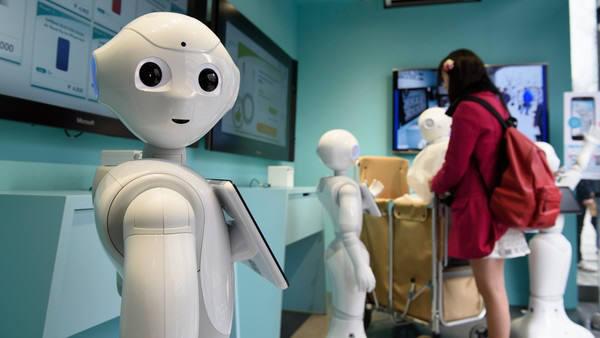 한국, 로봇에 뺏길 위험 큰 일자리비율 OECD에서 가장 낮아