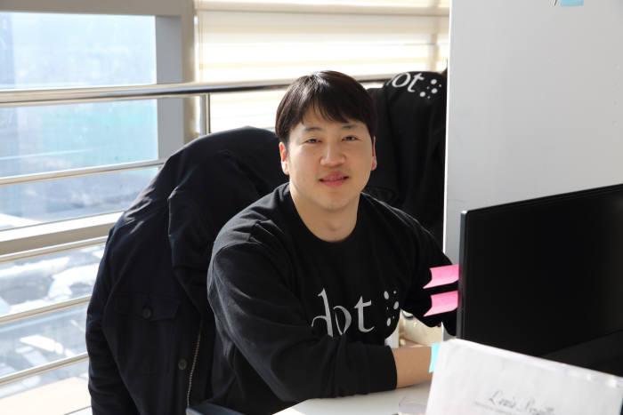 김주윤 닷(dot) 대표