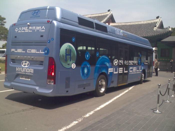 기존 수소연료전지 버스