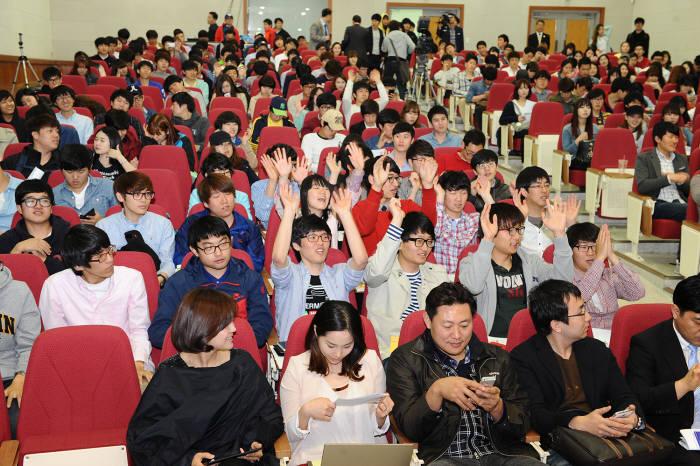 조선대는 2012년부터 창업 강좌 37개를 운영, 1550여명의 학생들이 이 과정을 수강했다.