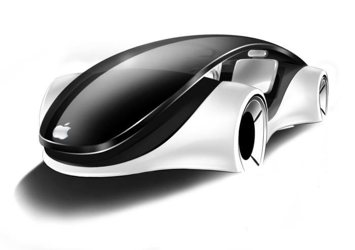 애플 자율주행 전기차 `타이탄` 예상 랜더링
