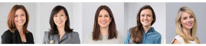 수십억달러의 투자회수(EXIT)사례를 만들어낸 제트닷컴과 달러쉐이브클럽은 모두 여성 파트너로만 이뤄진 `포러너벤처스`가 투자했던 기업이다. 포러너벤처스는 설립자인 커스틴 그린(왼쪽)을 중심으로 소비재, 이커머스 전문 벤처캐피털(VC)을 표방한다. <사진 출처: 포러너벤처스(forerunnerventures.com)>
