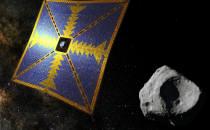 일본, 태양광 돛 단 우주 탐사선 개발