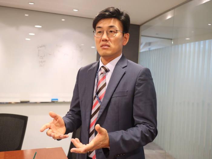 이문형 한국보메트릭 지사장