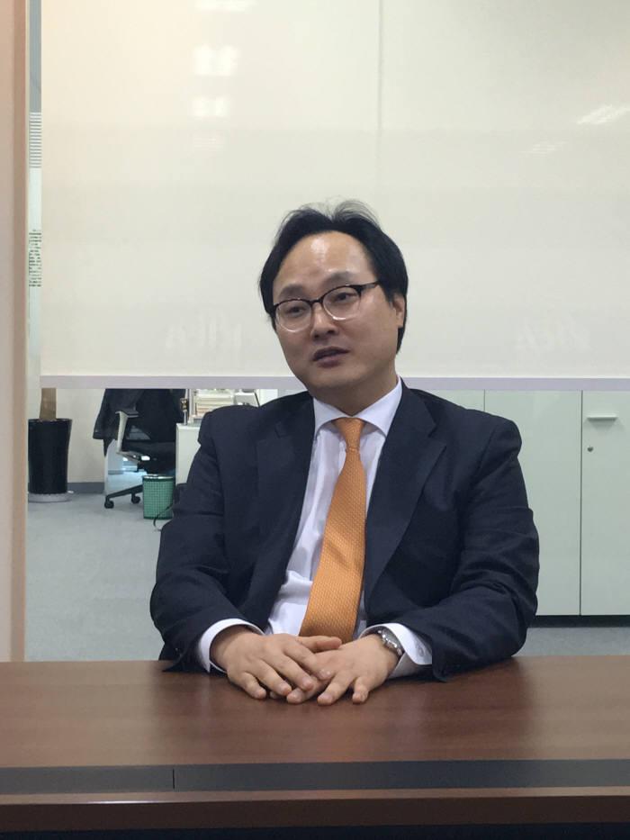 김상준 한국정보인증 대표