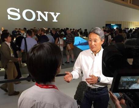 히라이 카즈오(Hirai Kazuo) 소니 CEO