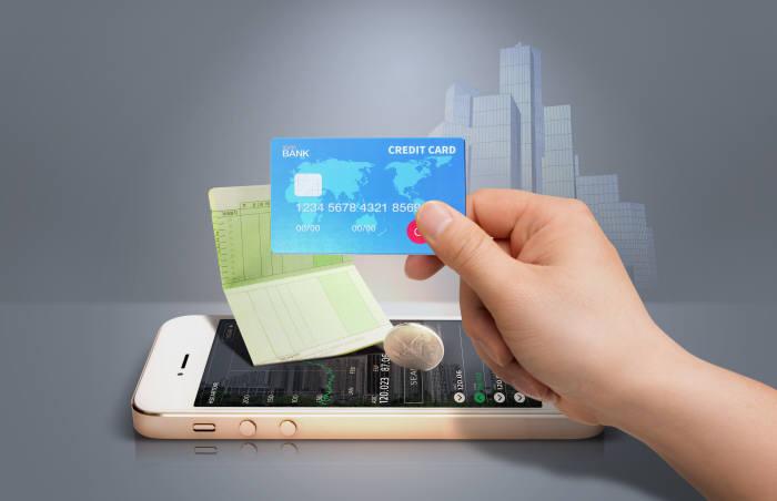점포 줄이고 `스마트폰` 집어든 은행...모바일뱅킹 플랫폼 `혈투`