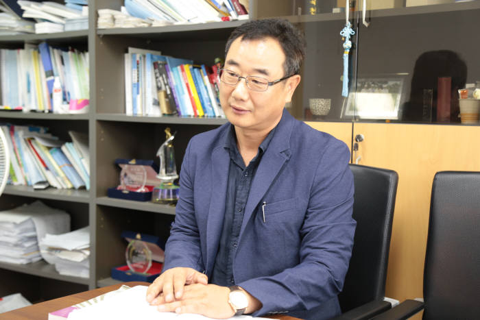 """[인터뷰]김영형 3D프린팅산업협회장 """"한국이 주도하는 아시아 3D프린팅연맹 출범시킬 것"""""""