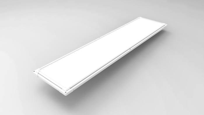 에이펙스인텍의 슬림엣지 LED 등.