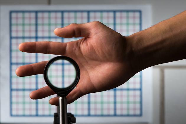 [과학 핫이슈]투명망토 현실화할 `메타물질`