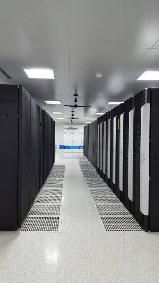 DGIST가 개발한 슈퍼컴퓨터 아이렘