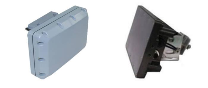 디넷이 개발한 감지영역 분할기술을 접목한 레이더 감지기