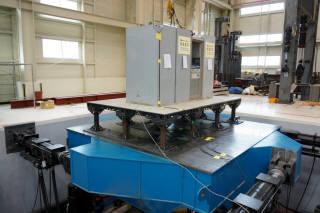 ESS의 SP9000N 설치 사진
