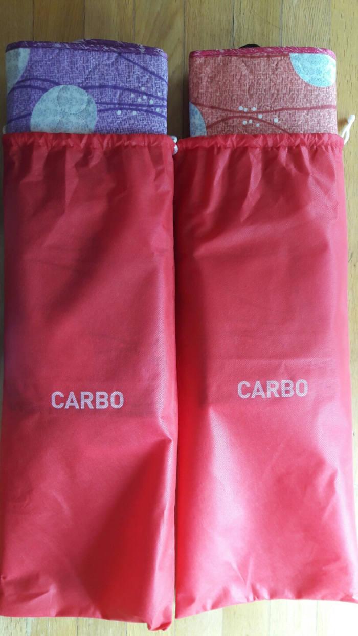 지유엠아이씨의 탄소섬유 온열매트 제품