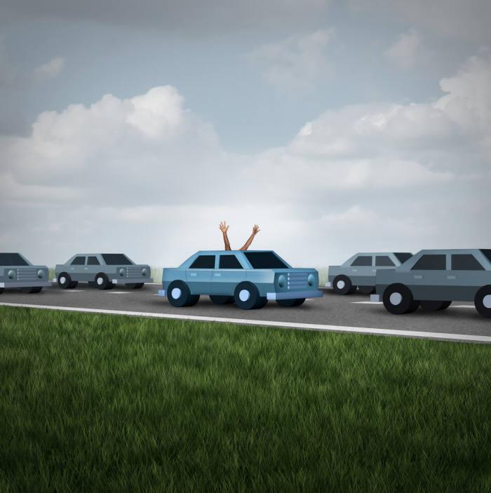 [과학 핫이슈]2035년, 4대 중 1대는 `자율주행차`