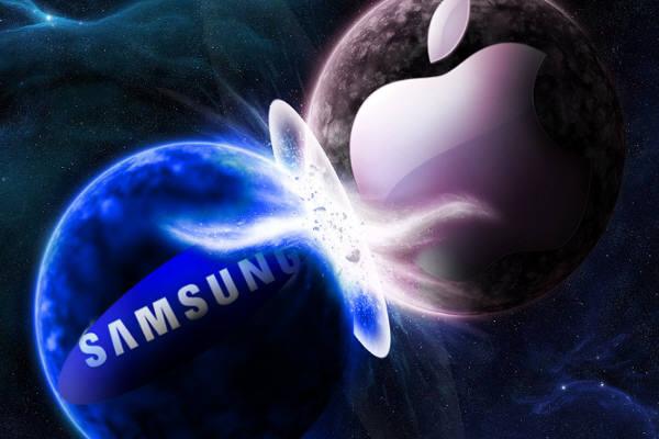 삼성전자와 애플