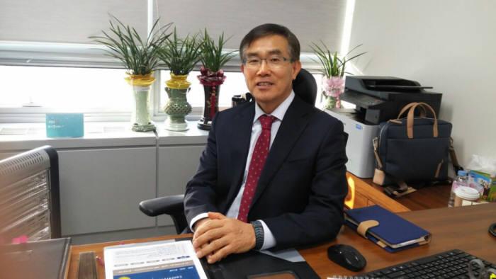 강훈 한국과학기술지주 대표