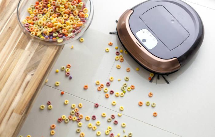유진로봇 로봇청소기