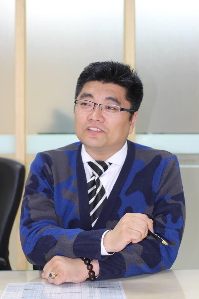 이재훈 대구테크노파크 스포츠융복합산업지원센터장