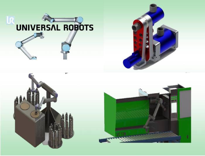 SRS는 로봇 및 시스템자동화 전문기업으로, 유니버설 로봇을 활용한 중소기업의 자동화시스템 구축을 돕고 있다. 최근에는 산업용로봇 자체개발, 스타트업 및 산학협력을 통해 중소기업 맞춤형 시스템자동화를 추진하고 있다. (사진=SRS제공)