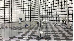 한국로봇산업진흥원이 중소기업청 연구장비공동활용 지원사업 신규 주관기관에 선정됐다. 사진은 진흥원이 보유한 전자기 적합성 시험평가 시스템.
