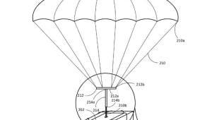 '배송장이 낙하산'...아마존, 드론 특허 등록