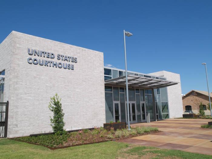 미국 텍사스동부연방법원
