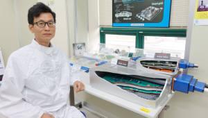 'SiC 전력반도체 기술개발 선도' 방욱 한국전기연구원 전력반도체연구센터장