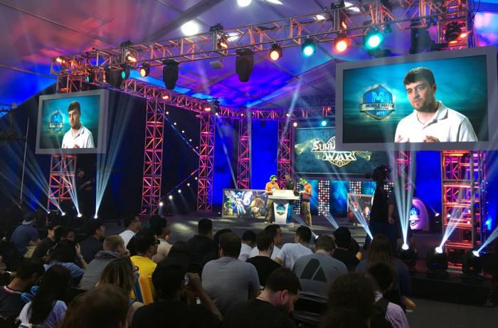 서머너즈 워 미국 아마존 M2 토너먼트 개최