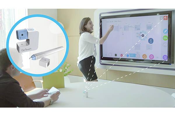 [미래기업포커스]애니랙티브, 모바일 전자칠판 'Go Touch'로 매출 '30억원' 도전