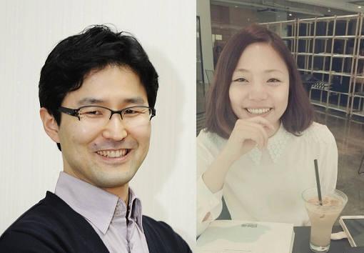 이성희 KAIST 문화기술대학원 교수, 김미경 박사과정