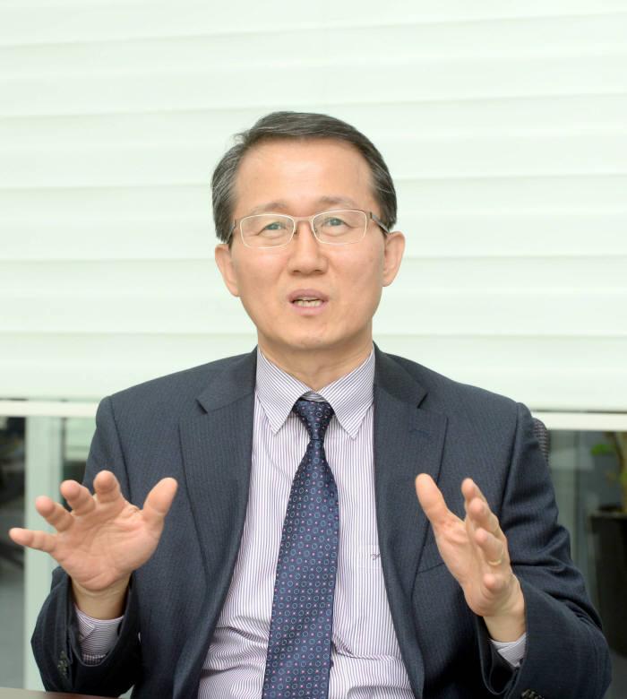 김인수 모코엠시스 대표