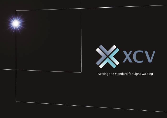 아사히글라스의 유리도광판 'XCV' 이미지 (사진=아사히글라스)