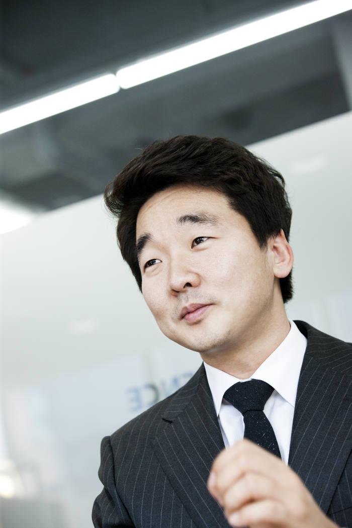 송성근 아이엘사이언스 대표