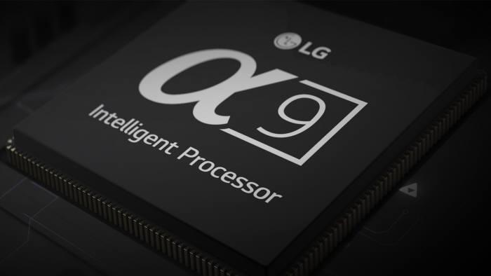 LG 화질칩 알파 9