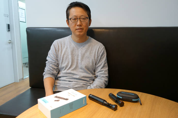 [라이징 스타]해보라, AI 통역서비스 이어셋 '링기' 개발